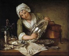 Tips for how to paint realistic-looking silver, gold and other reflective metallic objects, and some still-life paintings to inspire you.