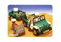Playmobil 3419 vintage 80´s Western FORT RANDALL boxed LGB ...