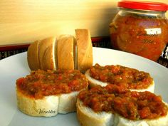 Bruschetta, Cooking Recipes, Ethnic Recipes, Foods, Drinks, Food Food, Drinking, Food Items