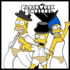 Clockwork Simpsons