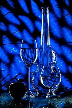blue glass  http://angellissa.tumblr.com/post/11199577603
