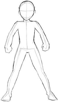 Step 02 Kids How To Draw Anime Manga Kids Step By Step Drawing Lesson Drawinganimecharacters Drawing Anime Bodies Step By Step Drawing Step By Step Sketches