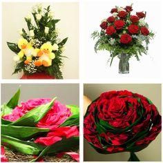 Este San Valentín demuéstrale lo que la quieres con las más bellas flores de  Floristería Jericó.