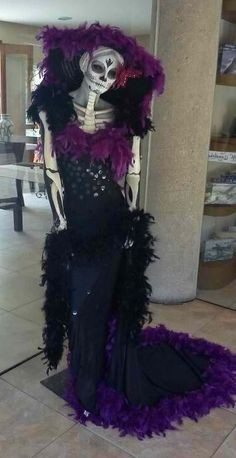 1000+ images about Costumes and makeup on Pinterest | Catrina ...