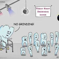 No grinding!