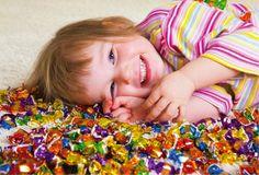 16 Alimentos que as crianças não devem ingerir