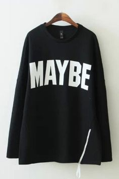 Maybe Pullover