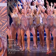 "Did you know that our ""Shine"" costume has over 3,000 embellished Swarovski crystals? Click the link for more dazzling facts!"