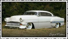 1954 Chevy Belair Custom - Moonglow!
