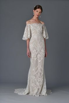 Marchesa Bridal Spring 2017 Fashion Show - Marchesa, Bridal Spring 2017, Lookbook, April 13 2016