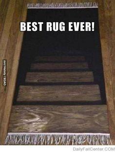 Best rug ever!