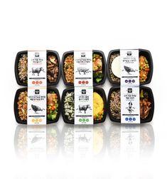 [노다지디자인] VS다이어트-더바른도시락 패키지 디자인/다이어트도시락 : 네이버 블로그 Spices Packaging, Food Packaging Design, Bottle Packaging, Packaging Design Inspiration, Menu Design, Food Design, Secondary Packaging, Bento Box, Lunch Box