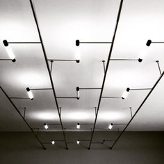 bauhaus-movement:  Walter Gropius Lights at #Bauhaus Dessau
