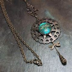 steam punk jewelry ideas - Bing Images