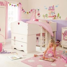 Sweetheart Cabin Bed