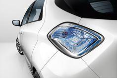 2017 Renault Zoe all new Renault Electric Car, Electric Cars, Car Side View, New Renault, Super Images, Car Museum, Car Lights, Car Manufacturers, Car Detailing