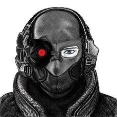 Deadshot by Gosiak95
