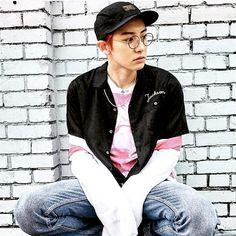 He's my beautiful black pearl . . . . . . #exo #exol #xiumin #suho #lay #baekhyun #chen #kimjongdae #chanyeol #kyungsoo #kai #kimkai #nini #kimjongin #sm #sehun #ohsehun #smtown #diy #bts #yixing #got7 #shinee #snsd #twice #nct #blackpink #bigbang
