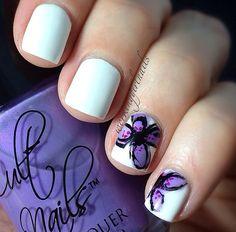 Purple flower for spring?