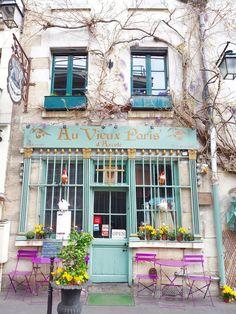 Paris walking tour