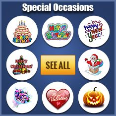 Facebook Emoticons For Special Occasions