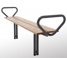 Nola | Budget bench | design by Erik Österlund