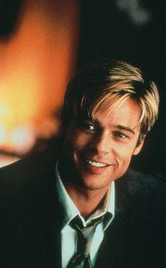 This is Joe Black... AKA Death... AKA Brad Pitt
