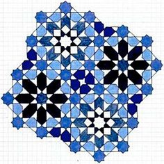 Geometry of Islamic patterns dissected and explained