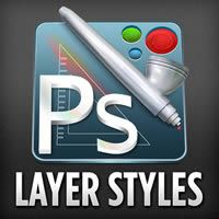 Improvements to Layer Style Feature in Photoshop CS6