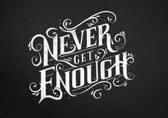 Never get enough as we did also, Tobias Saul... • typostrate - the typography and design blog