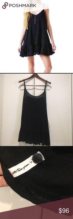 One Teaspoon Pinkie Slip Mini Loose Fit Dress NWT One Teaspoon Dresses