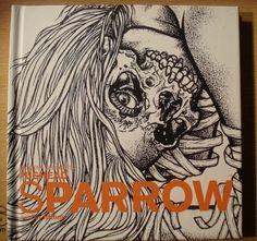 Pushead Sparrow Art Book