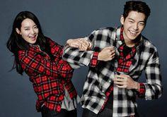 Kim Woo-bin and Shin Min-ah- fav Korean actor/actress couple in real life 😍😍😍 Lee Min Ho, Shin Min Ah Kim Woo Bin, Kim Wo Bin, Asian Actors, Korean Actresses, Korean Actors, Actors & Actresses, Korean Celebrity Couples, Korean Celebrities