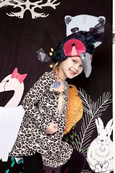 Igli & Indi sneak peek winter 2015 2016#playtimeparis #kidsfashion
