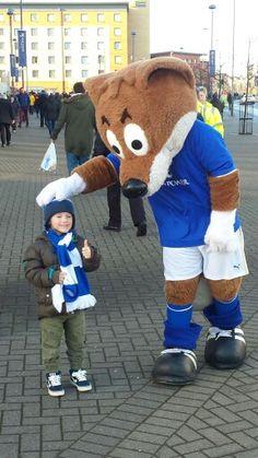 Filbert Fox - Leicester City