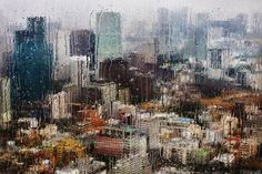 CJ_2012_TOKYO_012_small  City in the Rain by Christophe Jacrot