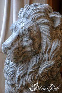 Give resin statues a concrete look with Artisan Enhancements Fine Stone.