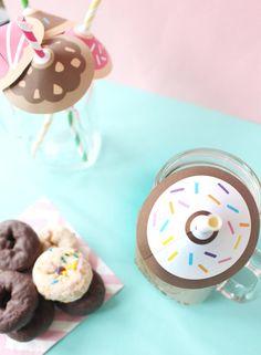 Donuts Umbrellas