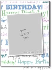 Happy Birthday Card Templates Free Fascinating Birthday Card Maker **free**  Card Maker  Pinterest  Birthday .