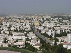 El Menzeh-El Manar District, Tunis