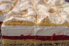 Recept za sve: Raj i pakao Sweet Desserts, Sweet Recipes, Dessert Recipes, Torte Recepti, Toffee Bars, Torte Cake, Croatian Recipes, Cake Cookies, Food Inspiration