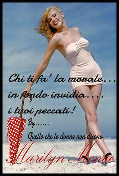 Fai ridere una donna.... se vuoi essere l'alba del suo sogno.... falla piangere se ti accontenti.... di esserne il tramonto! Marilyn Monroe  https://www.facebook.com/pages/Quello-che-le-Donne-non-dicono/614754241961835?fref=nf