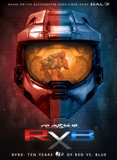 54 Best Red Vs Blue Images Rooster Teeth Achievement Hunter Halo