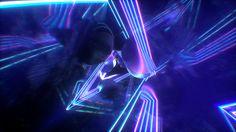 Light Tunnel on Behance