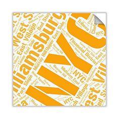 East Urban Home Miami, Florida Single Reversible Comforter Size: Twin XL, Color: Orange