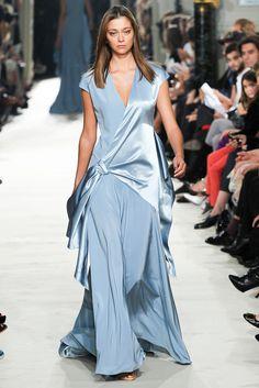 La robe de soirée printemps-été 2015 d'Alexis Mabille