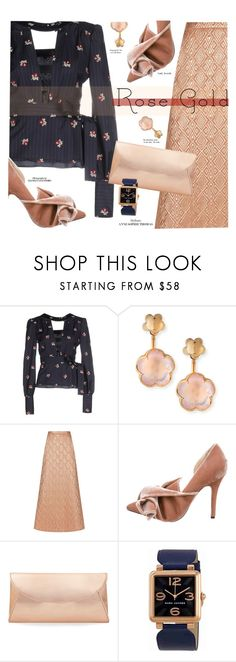 """""""Untitled #577"""" by paperdollsq ❤ liked on Polyvore featuring Maison Margiela, Pasquale Bruni, MaxMara, N°21, Steve Madden and Marc Jacobs"""