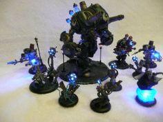 Lighting War, by Ramolis
