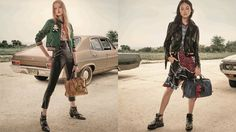 God Save the Queen and all: COACH: RESORT 2017  CAMPAIGN #coach #resort17 #campaign