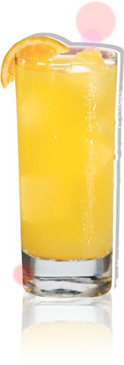 Tropical Splash    1.5 oz. Captain Morgan® Parrot Bay® PineappleRum  5 oz. orange juice  1 slice orange  Preparation  Add Captain Morgan® Parrot Bay ® Pineapple Rum and orange juice in ice-filled glass and stirwell  Garnish with orange slice